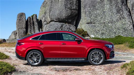 ▲Mercedes-Benz GLE Coupe(圖/翻攝網路)
