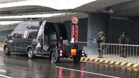 小港機場,爆裂物,炸彈,包裹