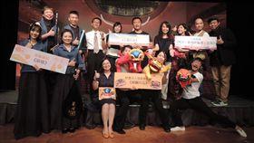台中國家歌劇院  劍獅出巡兒童劇9月上演台中國家歌劇院30日舉行「歌劇院藝術好朋友」記者會,會中宣布將於9月間推出4檔節目,包括信誼基金會的「劍獅出巡」兒童劇等。中央社記者郝雪卿攝  108年8月30日