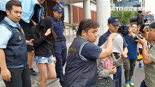 新北市,新莊,霸凌,少女,掌摑,記者游承霖攝影