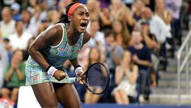 高夫,美國網球公開賽,大坂直美,衛冕,最年輕球員