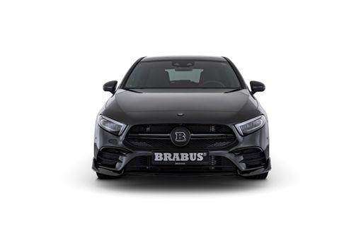 ▲Brabus推出Mercedes-AMG A 35 4Matic改裝套件(圖/翻攝網路)