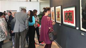 俄羅斯,版畫藝術,台灣,展覽,文化