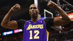 NBA/湖人隊史首位!魔獸換背號穿 NBA,洛杉磯湖人,Dwight Howard,背號 翻攝自推特