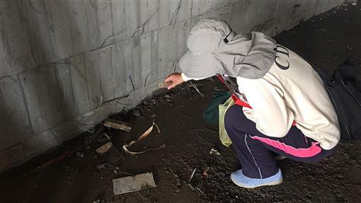 台南增1例本土登革熱 防疫員執行孳生源查核衛生福利部疾病管制署31日公布,台南市新增1例本土登革熱病例,為北區雙安里30多歲男性。防疫人員於北區執行孳生源查核。(疾管署提供)中央社記者陳偉婷傳真 108年8月31日