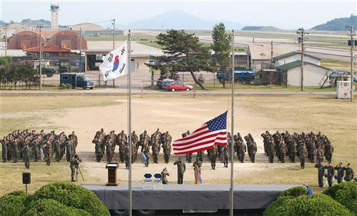 南韓,美國,施壓,駐韓美軍基地,國防