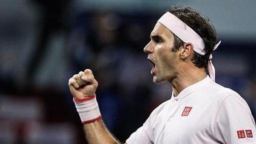 Roger Federer。(圖/翻攝自Federer個人IG)