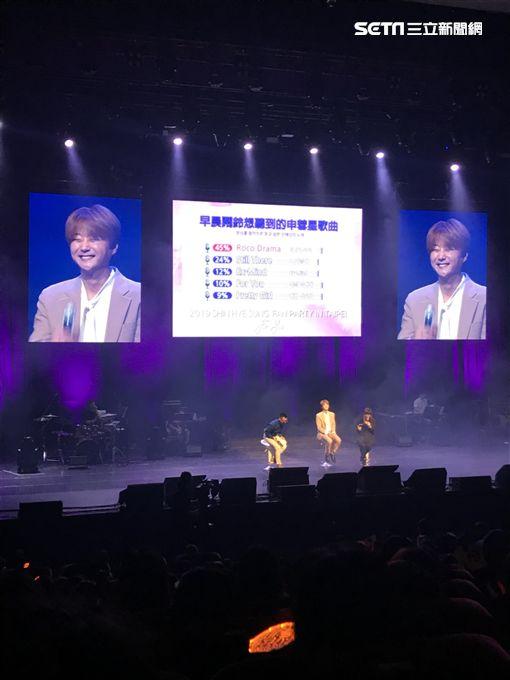 申彗星「2019 SHIN HYE SUNG FAN PARTY IN TAIPEI FOR YOU」個人見面會 圖/邱于倫攝影