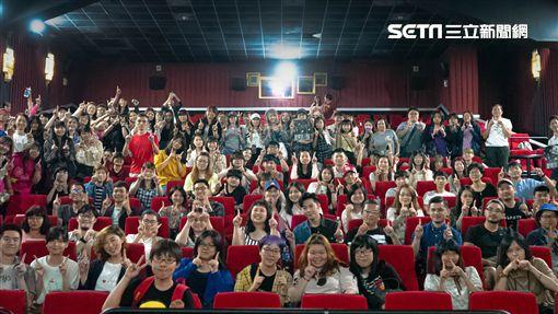 LINE TV 提供李國毅 靈異街11號劇照 大文