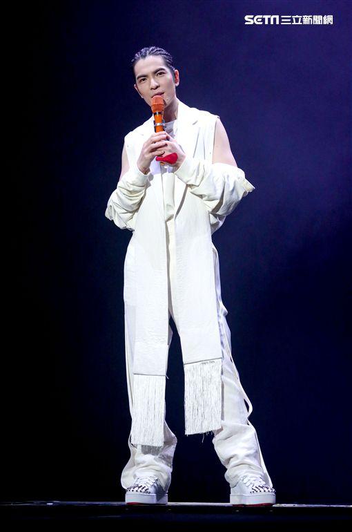 蕭敬騰香港演唱會。(圖/華納提供)