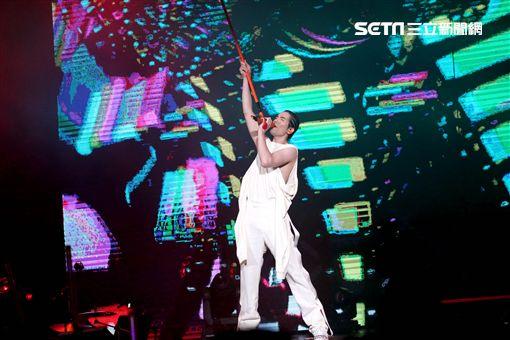 蕭敬騰香港演唱會(圖/華納提供)