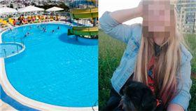 俄羅斯一名12歲的女童,日前和家人一同到土耳其遊玩,入住當地一家四星級的飯店,想不到她卻在飯店的泳池戲水時,不幸發生意外。當時女童潛入泳池水底玩水,手臂卻突然遭到排水管吸住,造成她無法游上岸,整整在水下卡了將近15分鐘,最後女童的父親破壞排水孔才將女兒救出,但經過10多天的搶救後,女童因腦部缺氧過久,仍不幸喪命,令父母相當悲痛。(圖/翻攝自太陽報)