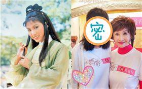 63歲香港女星米雪出席公益活動。微博
