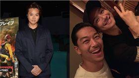 EXILE放浪兄弟TAKAHIRO。翻攝自臉書