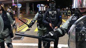反送中/港警「臥底」還開實彈!理由曝光 香港人都怒了 圖/立場新聞