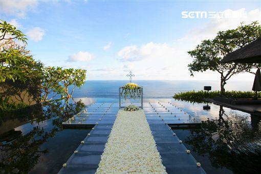 海外婚禮,雲品國際,君品Collection,海外婚禮,峇里島 圖/雲朗觀光集團提供