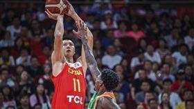 易建聯。(圖/取自FIBA官網)