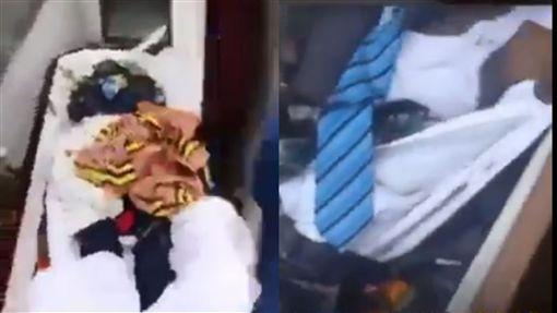 男星DJ Arafat事故亡…粉絲喪禮暴動 痛哭「開棺掀衣」驗正身 圖翻攝自推特