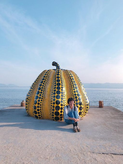 旅遊體驗平台公布全球10大網美照景點旅遊體驗平台公布2019年全球網美照10大景點,排名第一的為日本瀨戶內國際藝術祭。(KLOOK提供)中央社記者余曉涵傳真 108年9月1日