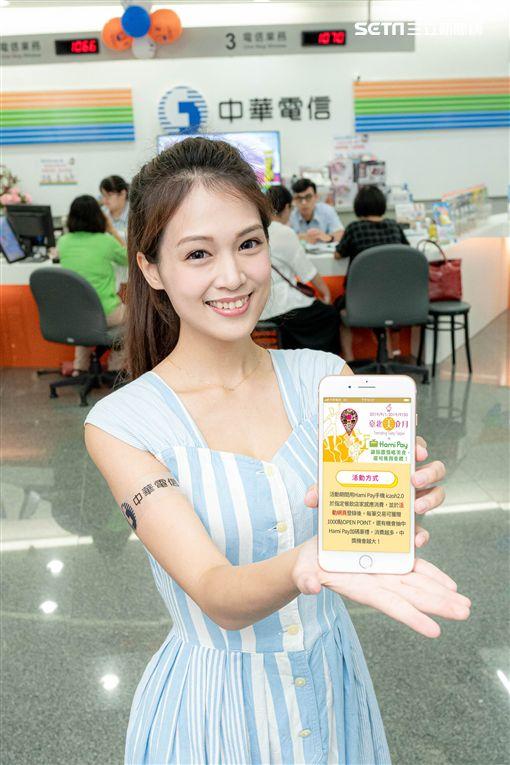 中華電信,Hami Pay,行動支付
