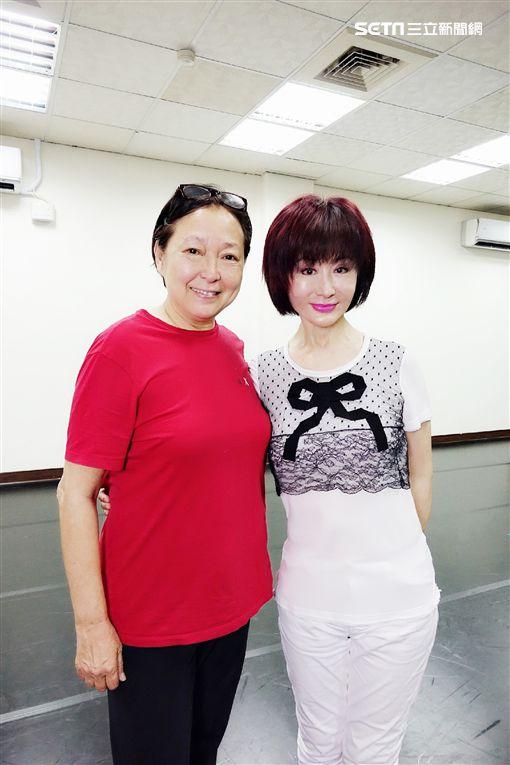 潘迎紫謝祖武方芳舞台劇最後一封情書導演謝念祖全民大劇團提供