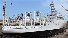 全方位發展海研船新海研1號「新海研1號」的定位是全方位發展的海研船,未來承接的研究任務可望在大氣之外,橫跨生物、地質、物理、化學等各學門。(台大海洋研究所提供)中央社記者吳柏緯傳真 108年9月1日