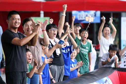 ▲國民小學迷你足球賽在台中市。(圖/迷你足球協會提供)