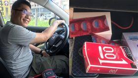 同事,車上,置物箱,保險套,0.01,詭異笑容