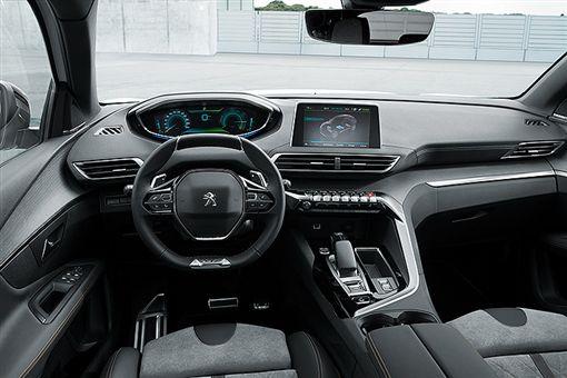 ▲Peugeot 3008 GT Hybrid4(圖/翻攝網路)
