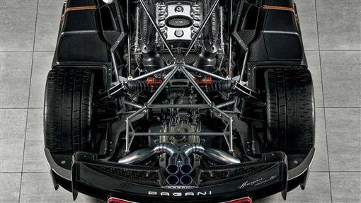 ▲Pagani Huayra Roadster BC(圖/翻攝網路)