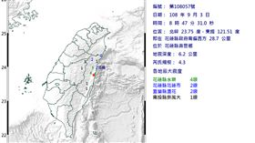 地震 氣象局