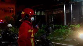 台南,氣爆,瓦斯外洩,都會假期大樓,健康3街