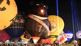 喔熊參加德國熱氣球節德國西部的紹爾蘭(Sauerland)8月30日至9月7日舉辦華士坦國際熱氣球嘉年華,台灣的「喔熊」熱氣球與各國熱氣球一起升空。(觀光局駐法蘭克福辦事處提供)中央社記者林育立柏林傳真 108年9月2日