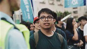 ▲「香港眾志」黨主席林朗彥(圖/翻攝自香港眾志FB)