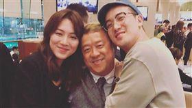 曾志偉的兒子、導演曾國祥傳出跟小12歲女友王敏奕在日本密婚。IG
