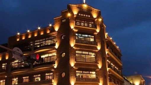 日本東京電視台首度播出台南專題報導,以台南市美術館一館及林百貨(圖)為例,解釋台南是保有日治風情的城市。(圖取自facebook.com/HAYASHI.TW)