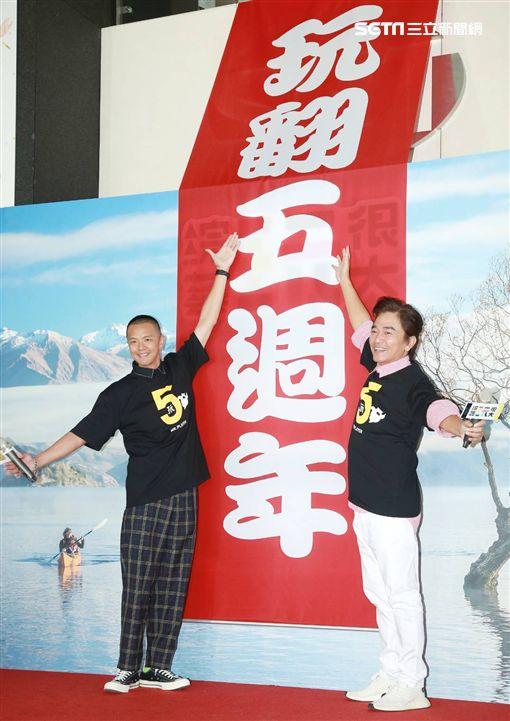 《玩很大》5週年,吳宗憲,小鬼/林士傑攝影