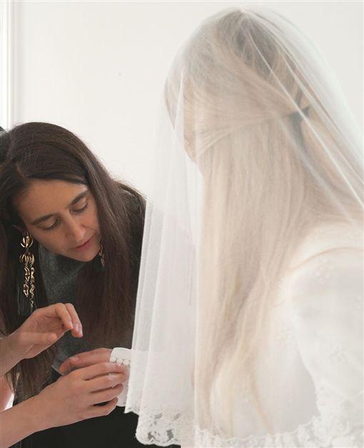 艾麗高登婚禮(CHLOÉ提供)