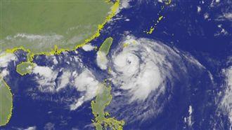 吳德榮:颱風「劍魚」殘餘環流要留意