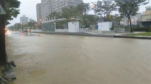 高雄,淹水,豪雨,前鎮,小港