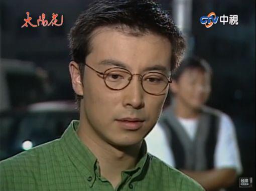 林煒(圖/翻攝自「中視經典戲劇」YouTube)