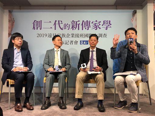 《遠見》3.0版企業接班大調查國際化 放眼全球定位台灣 台灣家族企業憂接班  危機意識全球最高