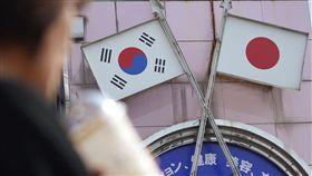 日本,南韓,貿易戰,圖/美聯社/達志影像