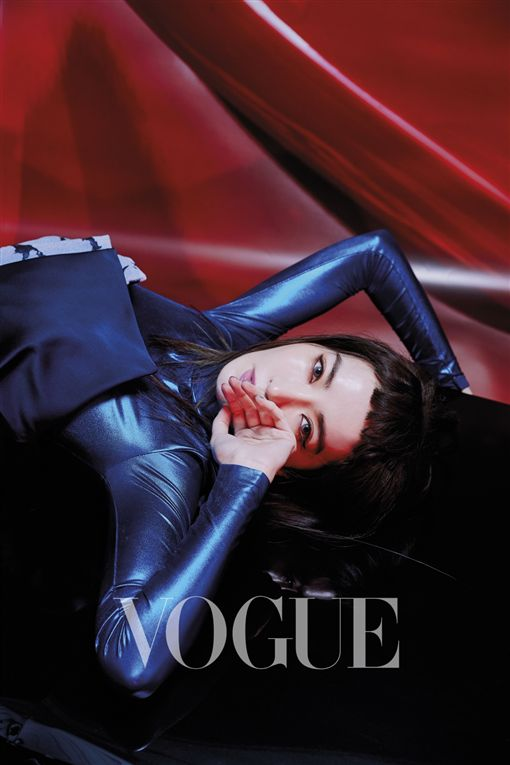 謝金燕 畫面請註明「VOGUE雜誌提供」