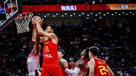 中國小組賽遭到淘汰。(圖/翻攝自世界盃官方微博)