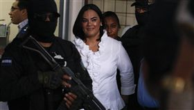 宏都拉斯,前第一夫人,詐欺,挪用公款,判刑