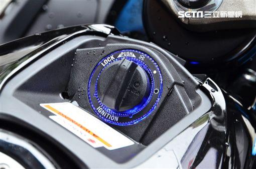 ▲SUZUKI GSX-R/S 150。(圖/鍾釗榛攝影)