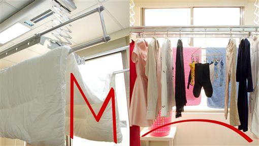 杜絕曬衣墜樓憾事!智慧電動曬衣架打造安心居家環境