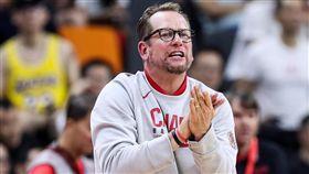 世界盃/17年首勝!加拿大終於贏了 FIBA世界盃,加拿大國家隊,Nick Nurse 翻攝自推特