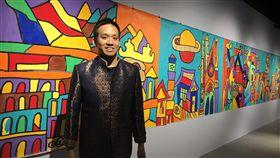 李柏毅曼谷個展賣畫所得將捐贈自閉症相關團體台灣天才畫家李柏毅的個展9月5日在曼谷登場,展期到10月底。李柏毅次此展覽的賣畫所得,將捐贈給泰國自閉症相關團體。中央社記者呂欣憓曼谷攝 108年9月6日